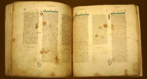 dating Codex vaticanus